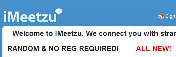 iMeetzu Meet a stranger