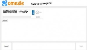 omegle captcha every time